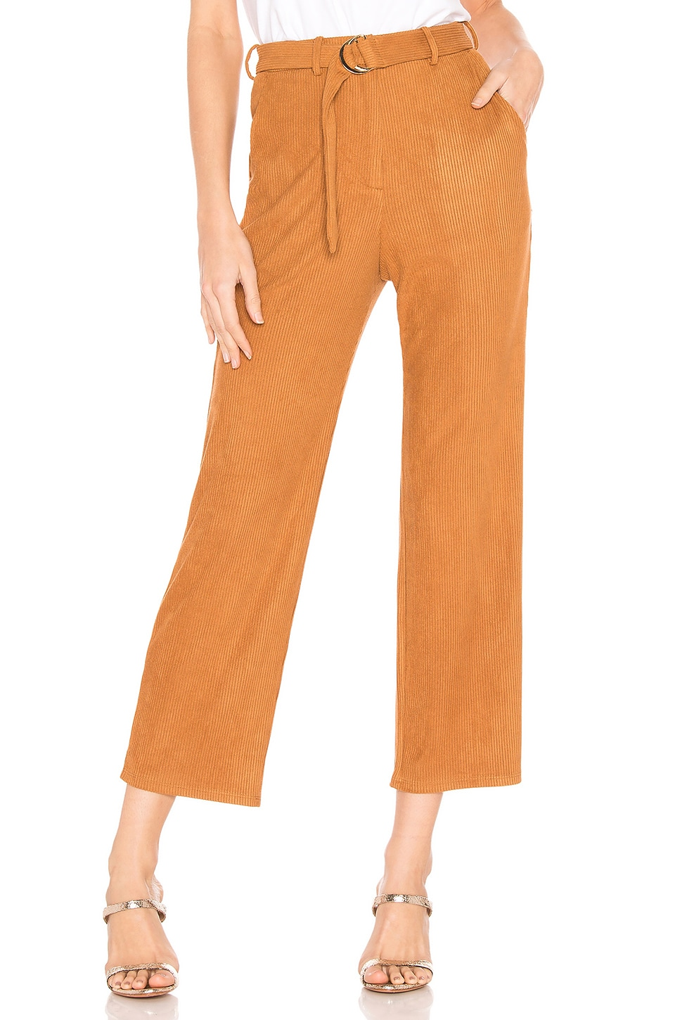 House of Harlow 1960 X REVOLVE Gavin Pant in Toffee