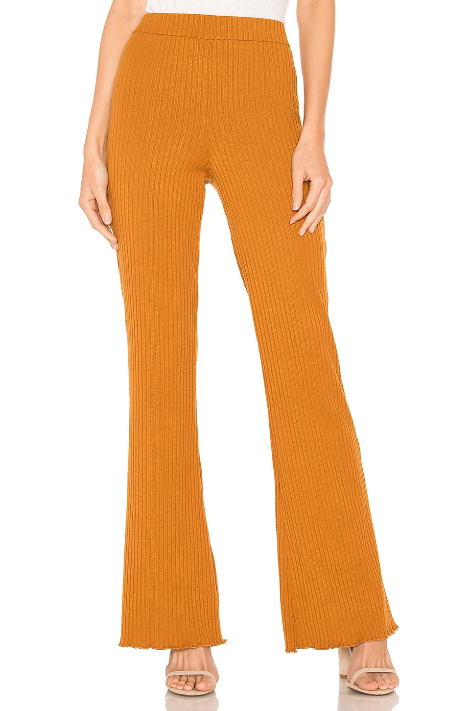 House of Harlow 1960 x REVOLVE Anton Pant in Toffee