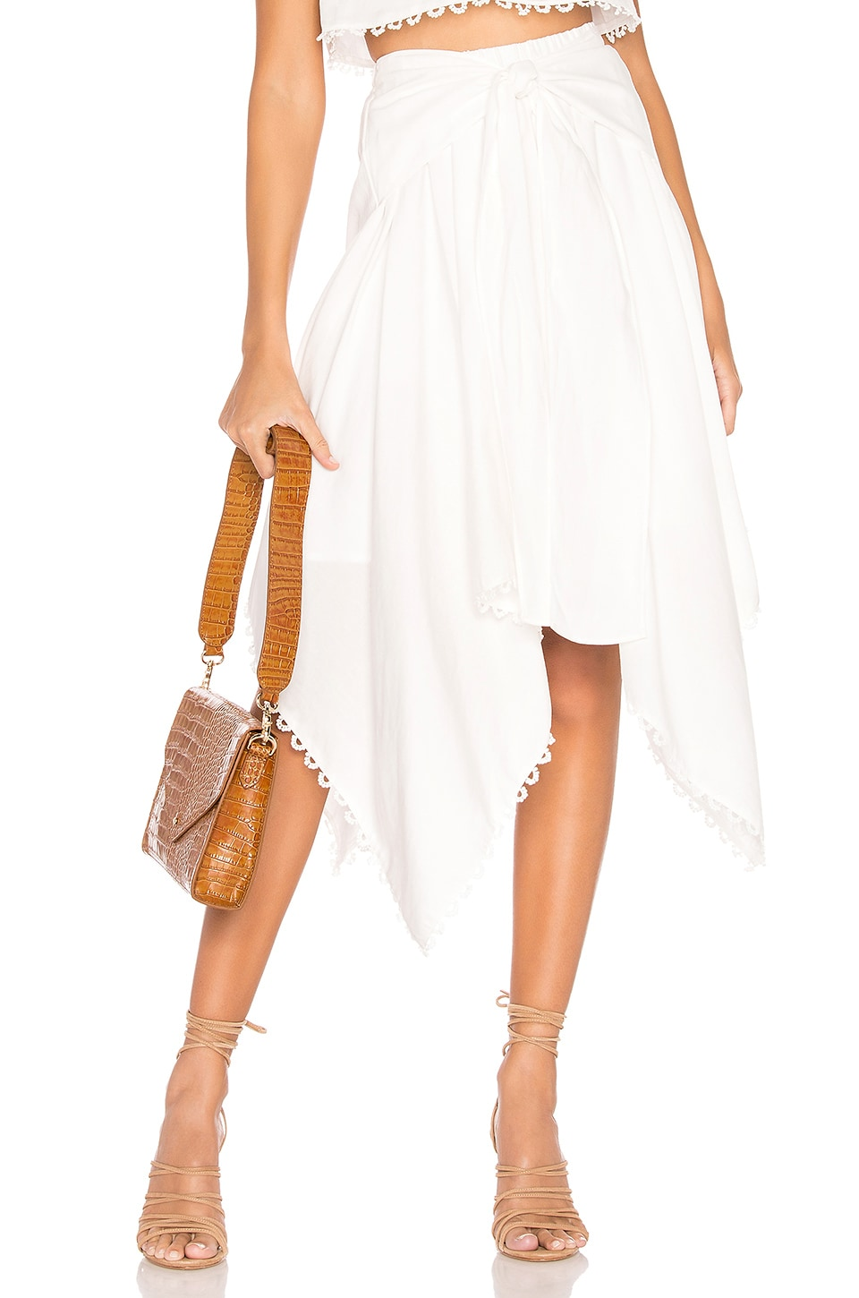 House of Harlow 1960 x REVOLVE Camille Skirt in White