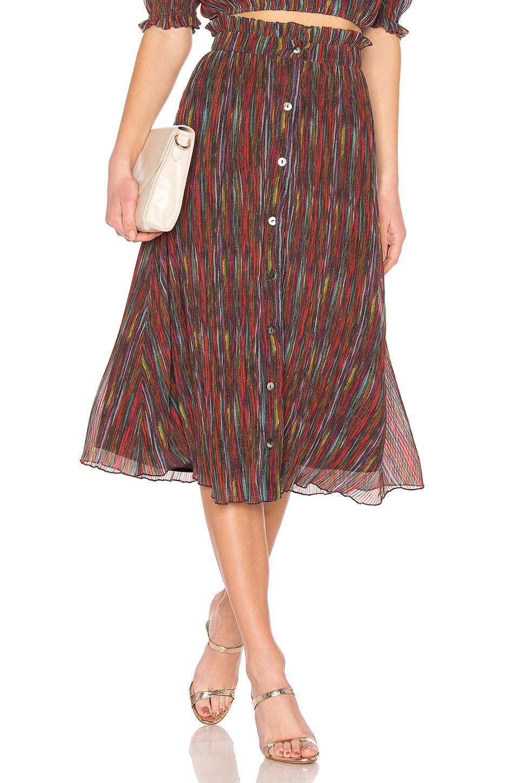 House of Harlow 1960 X REVOLVE Carmella Midi Skirt in Multi