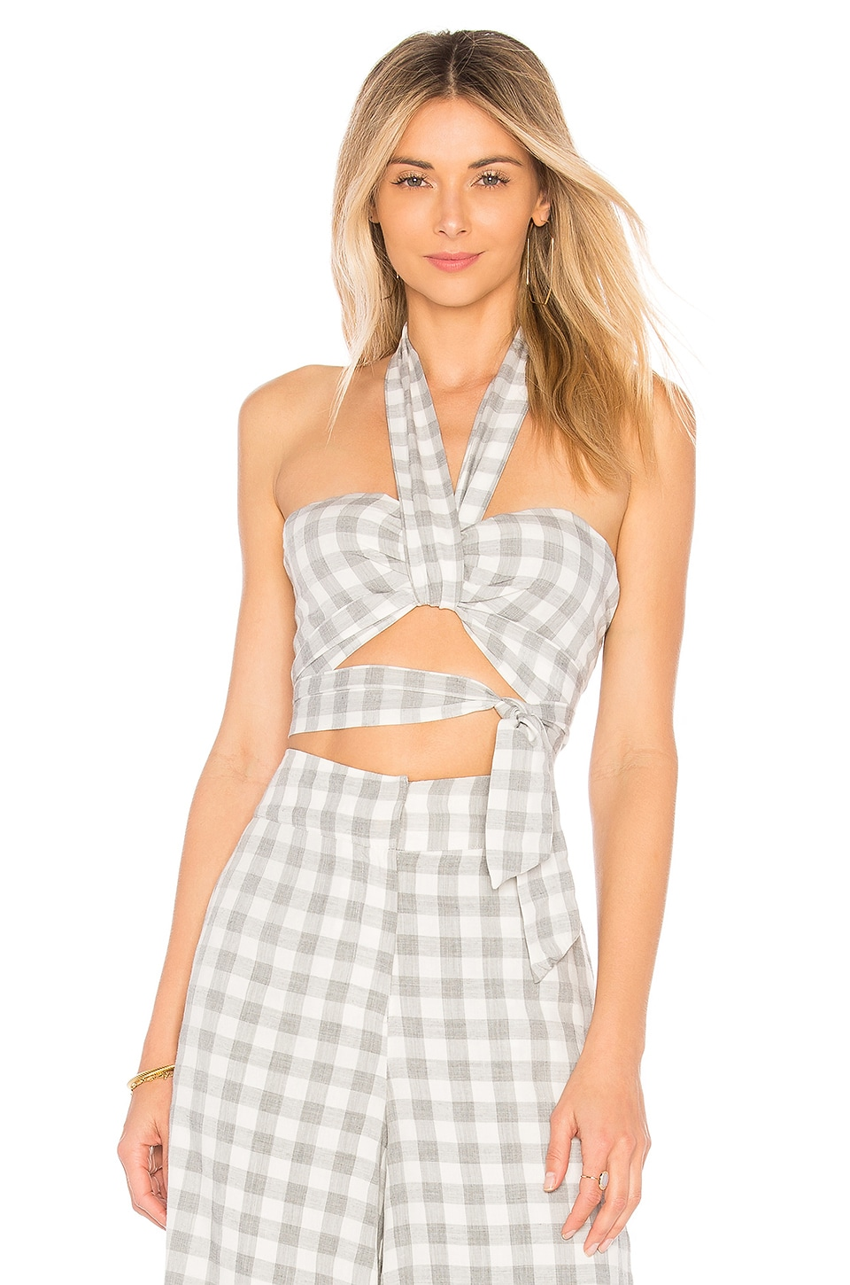 House of Harlow 1960 x REVOLVE Tammy Top in Stratus
