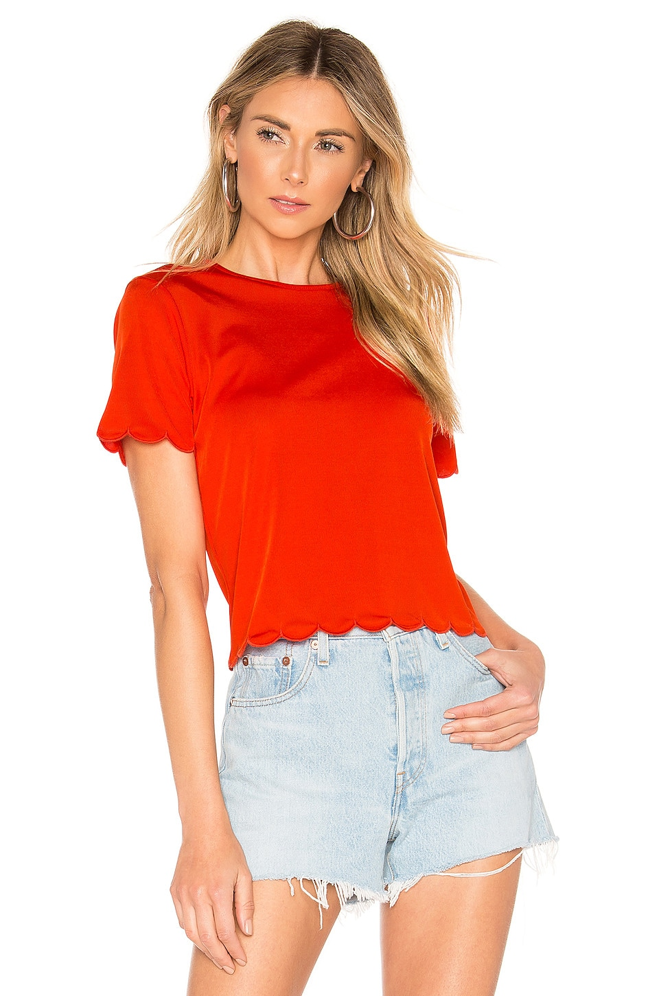 House of Harlow 1960 x REVOLVE Daan Tee in Red