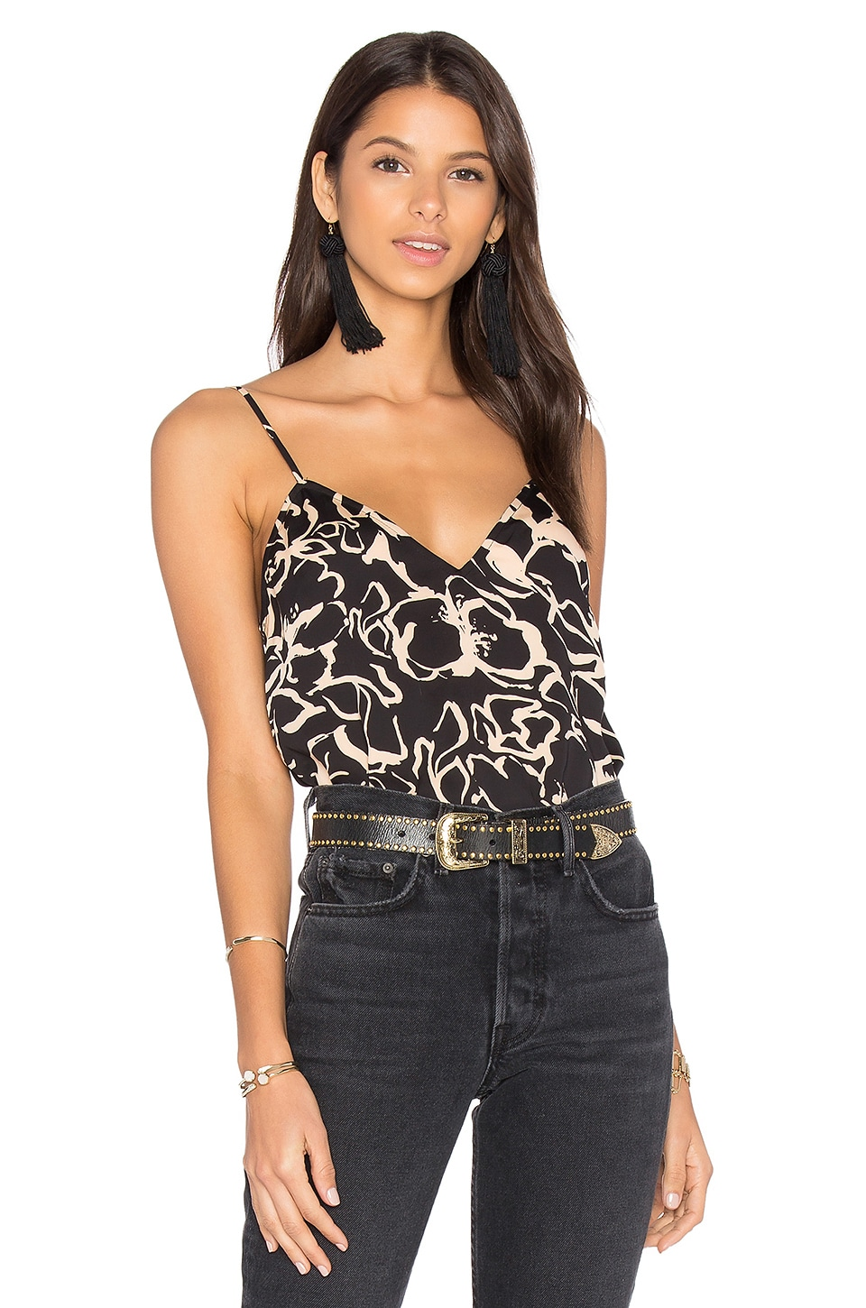 x REVOLVE Audrey V-Neck Cami by House of Harlow 1960