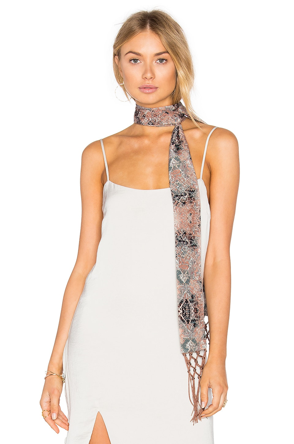 House of Harlow 1960 x REVOLVE Ossie Scarf Mosaic in Kaleidoscope