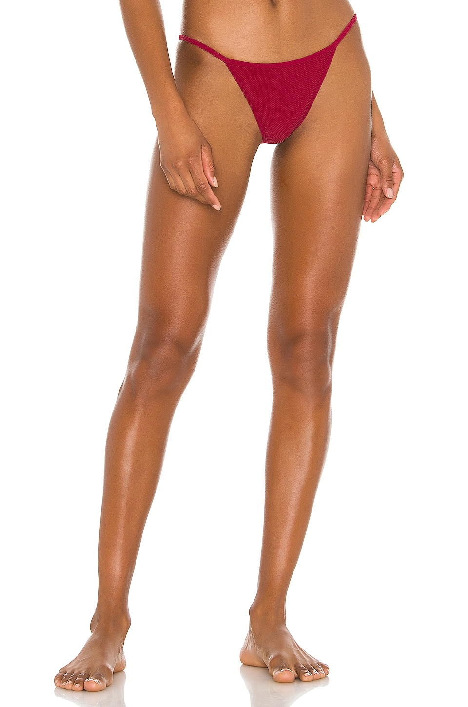 House of Harlow 1960 X REVOLVE Valcun Bottom in Berry