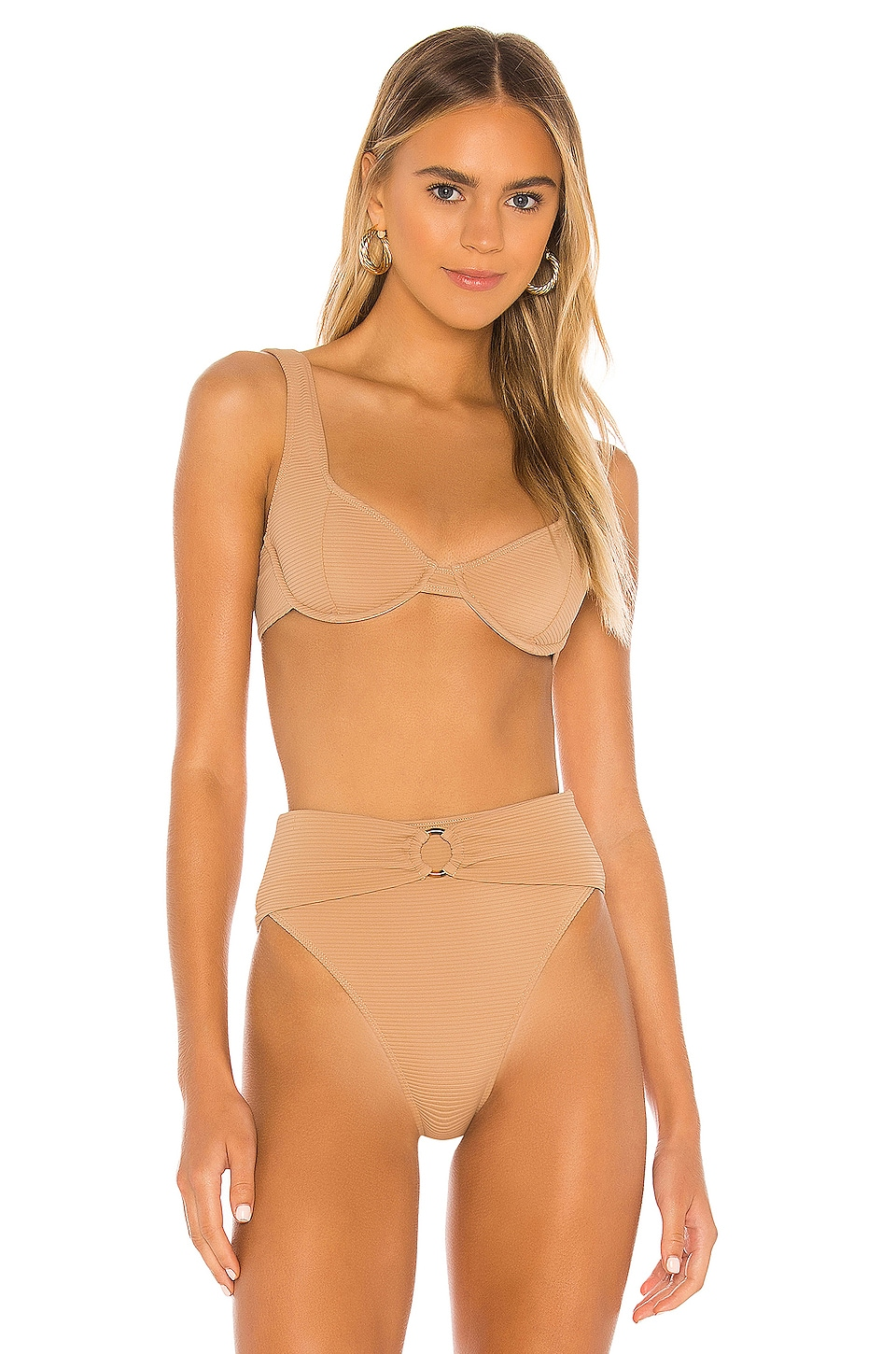House of Harlow 1960 x REVOLVE Boston Top in Sunkissed