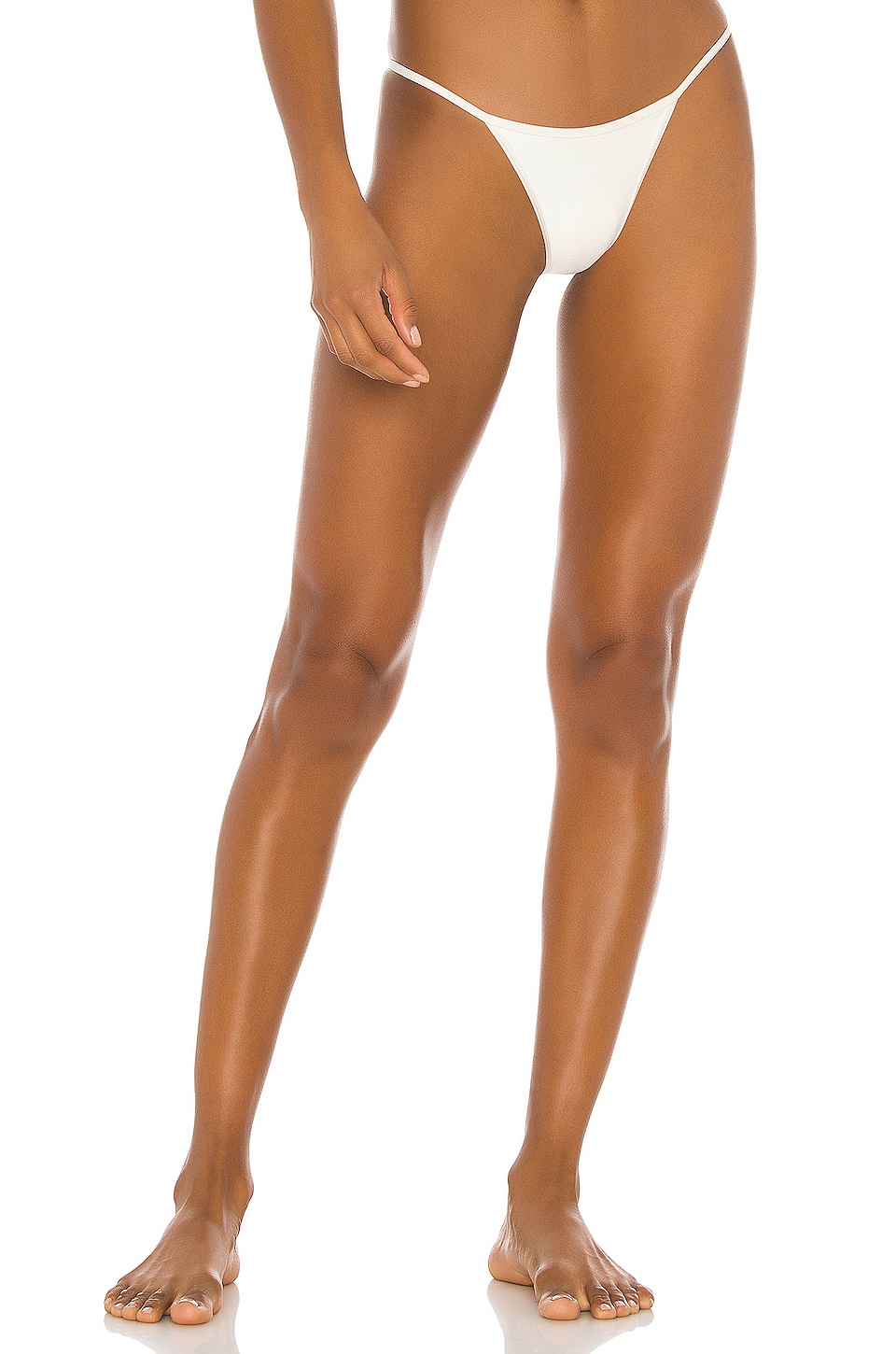 House of Harlow 1960 X REVOLVE Andes Bottom in White