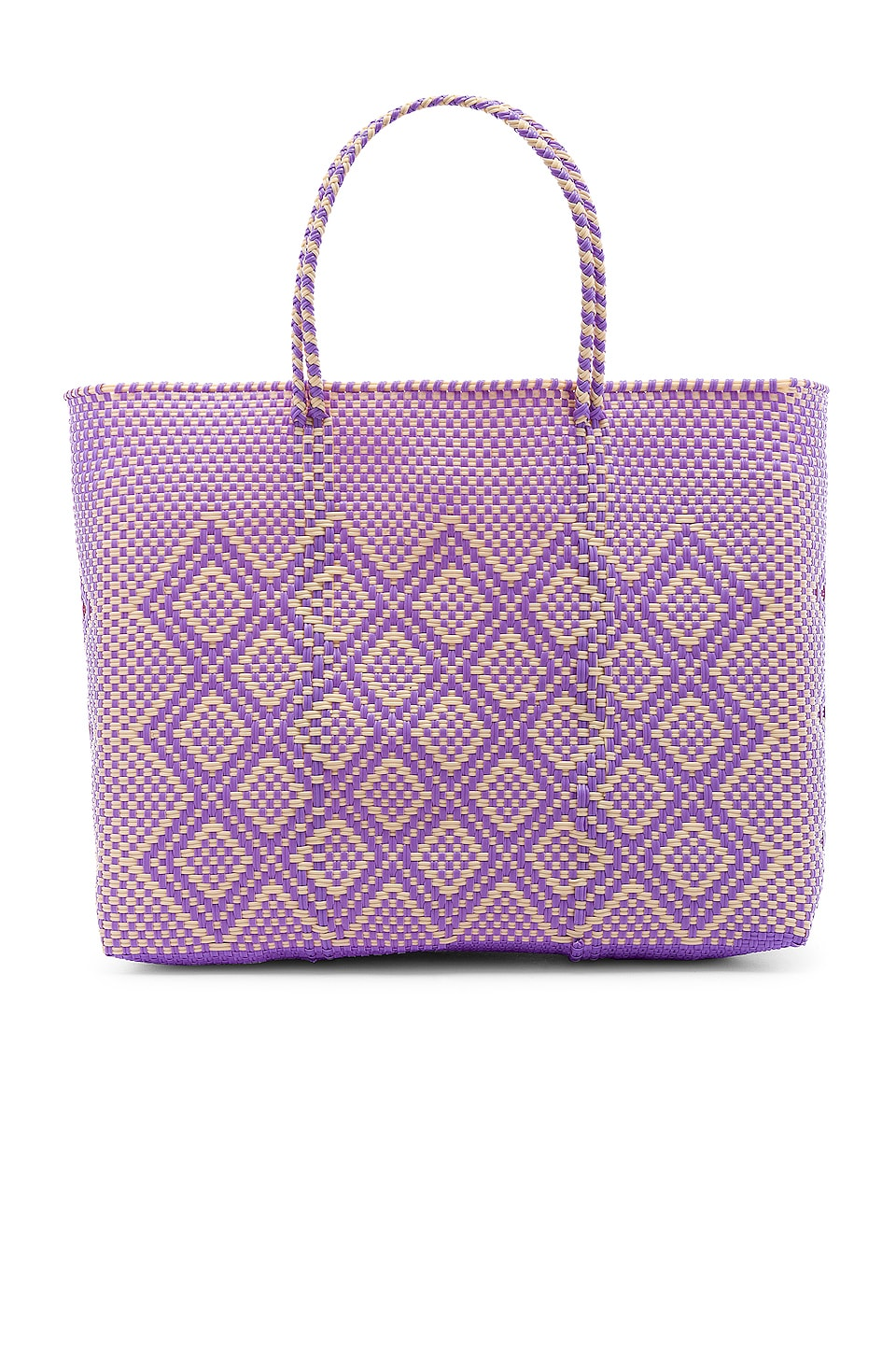 House of Harlow 1960 X REVOLVE Kasa Tote in Lilac Multi