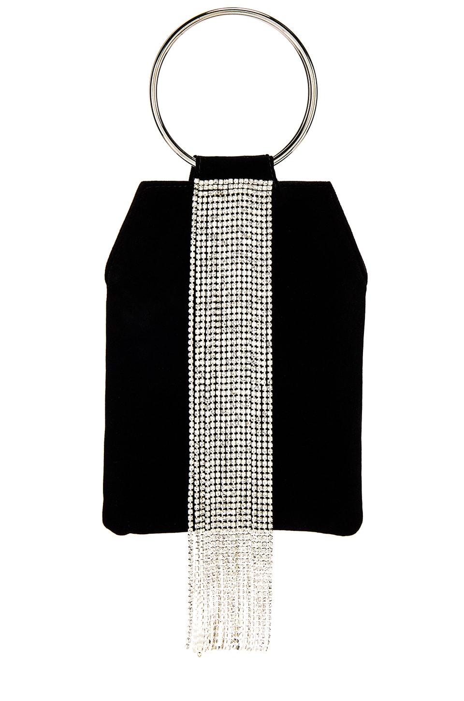 House of Harlow 1960 x REVOLVE Ellie O Ring Bag in Black
