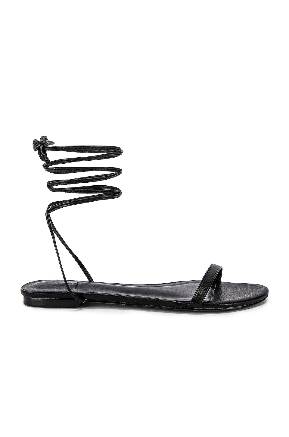 House of Harlow 1960 X REVOLVE Joni Sandal in Black