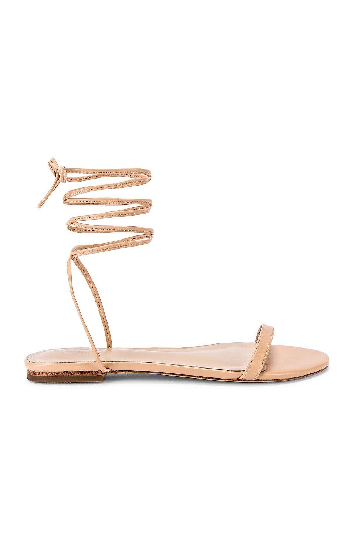 House of Harlow 1960 X REVOLVE Joni Sandal in Nude