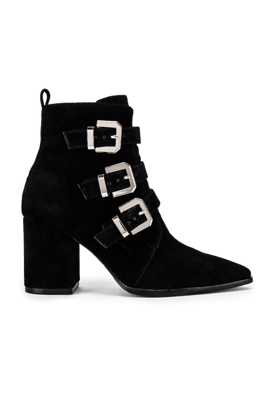 House of Harlow 1960 X REVOLVE Doute Bootie in Black