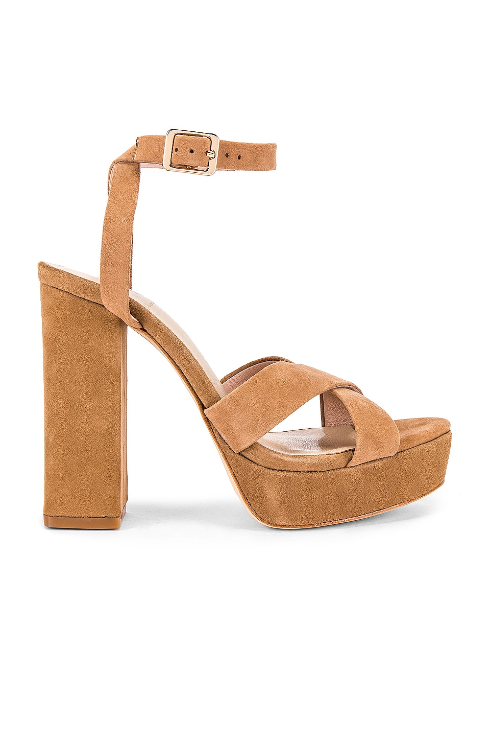 House of Harlow 1960 X REVOLVE Ari Heel in Tan