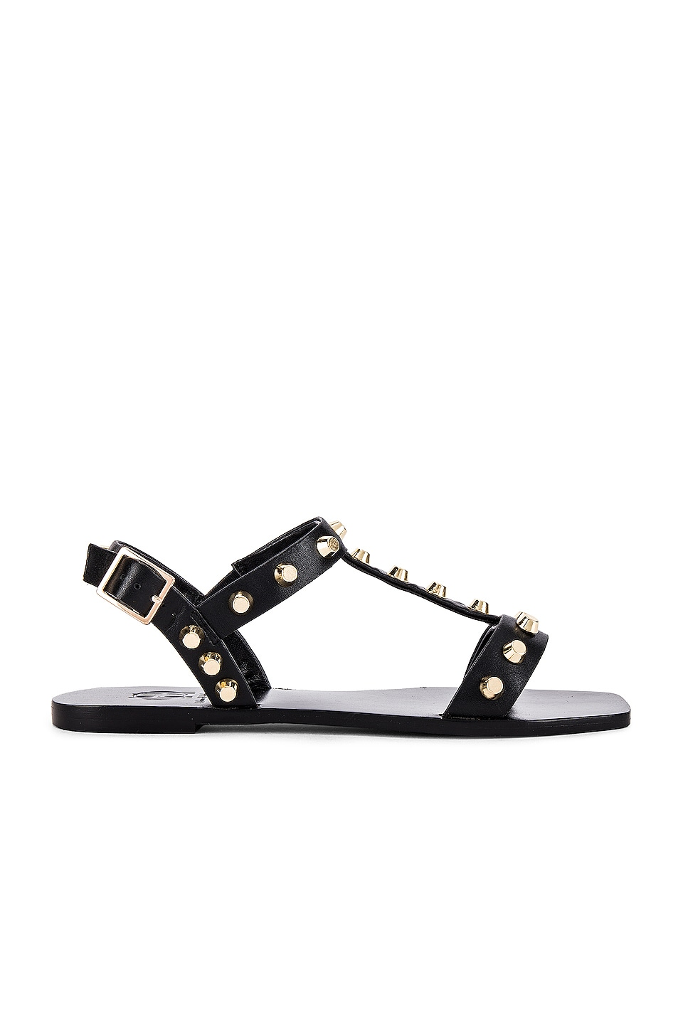 House of Harlow 1960 X REVOLVE Suzi Sandal in Black
