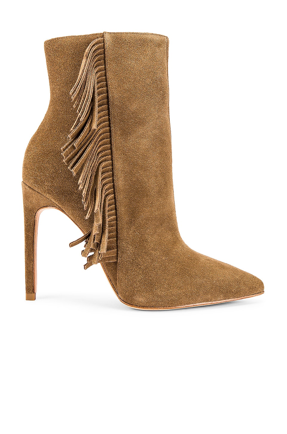 House of Harlow 1960 x REVOLVE Asher Bootie in Brown