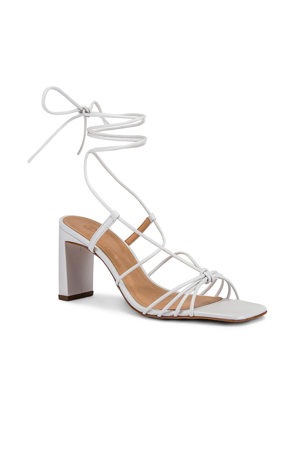 House of Harlow 1960 x REVOLVE Suzy Heel in White