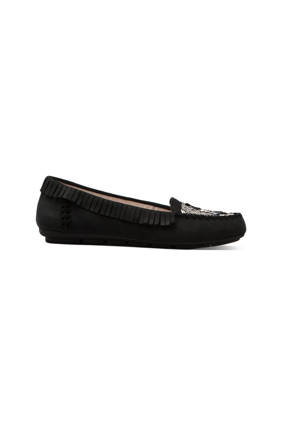 House of Harlow 1960 House of Harlow Marion Flat in Black