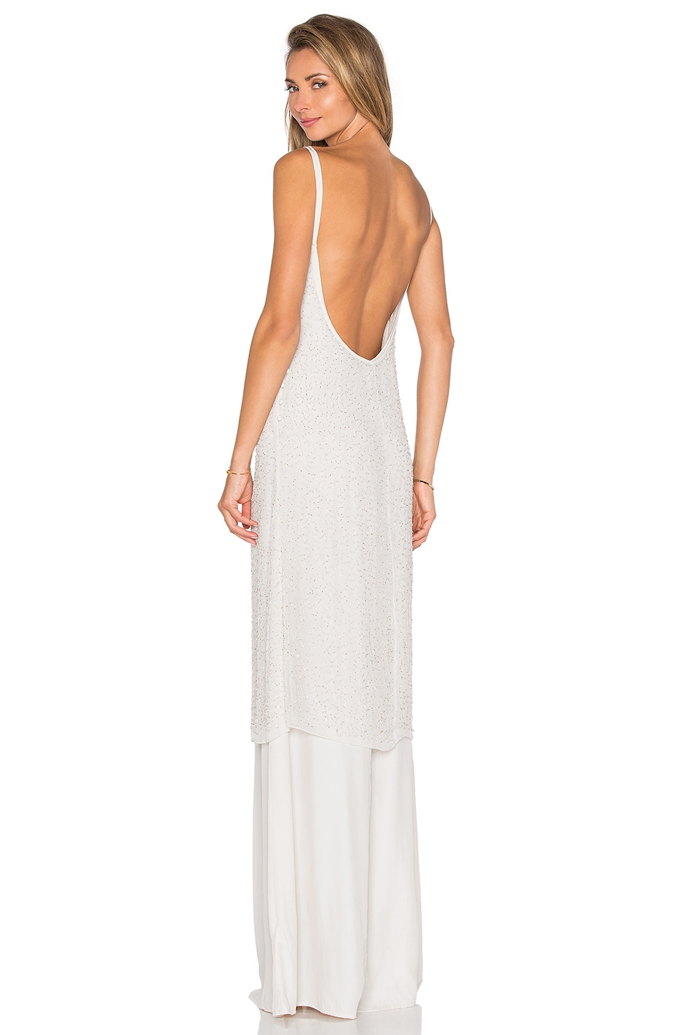 Embellished Maxi Dress by Hoss Intropia