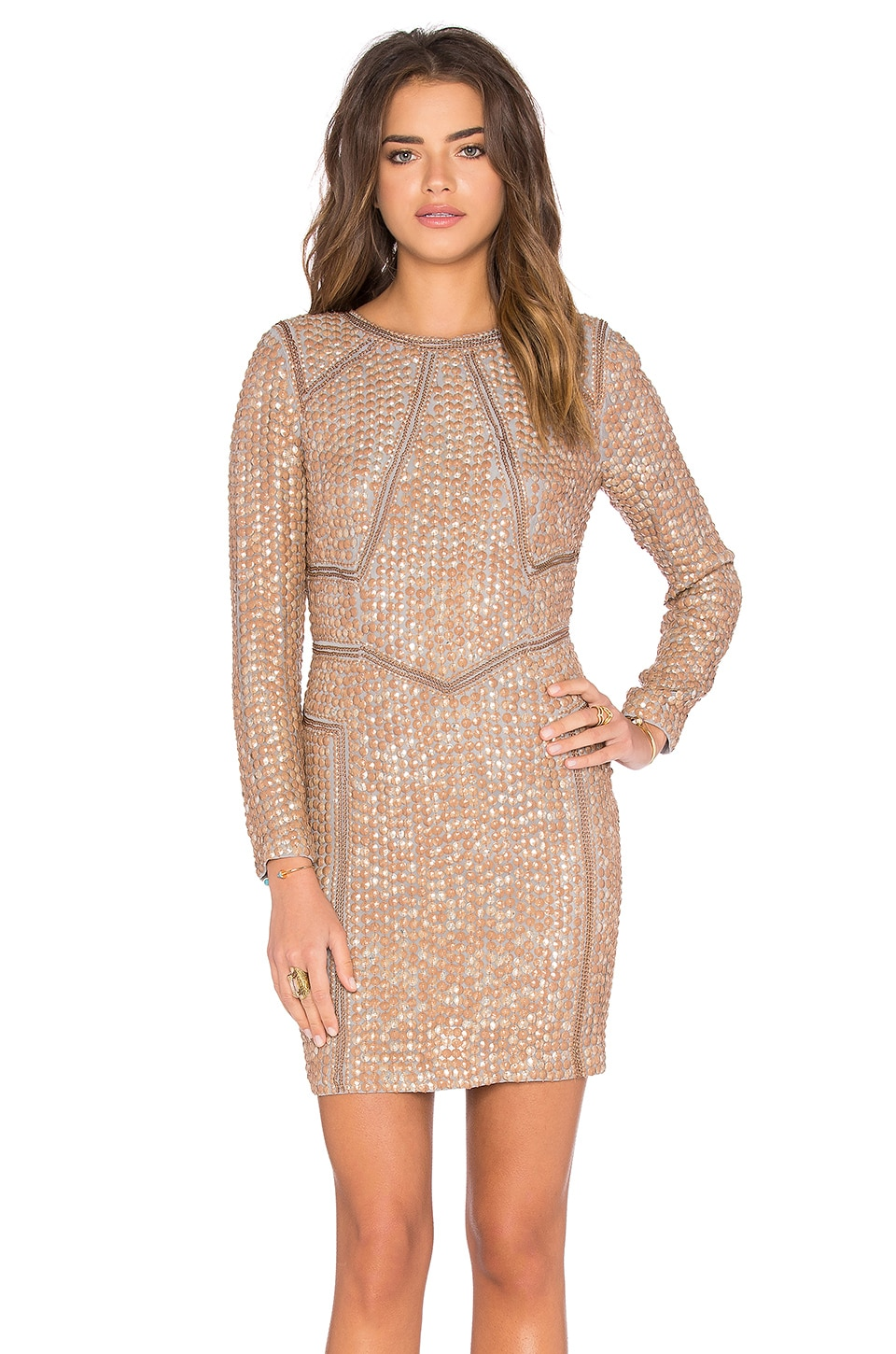 Embellished Shift Dress by Hoss Intropia
