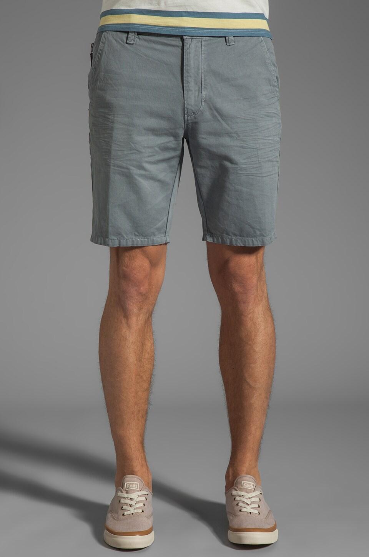 Howe Eye Know Shorts in Grey Skies