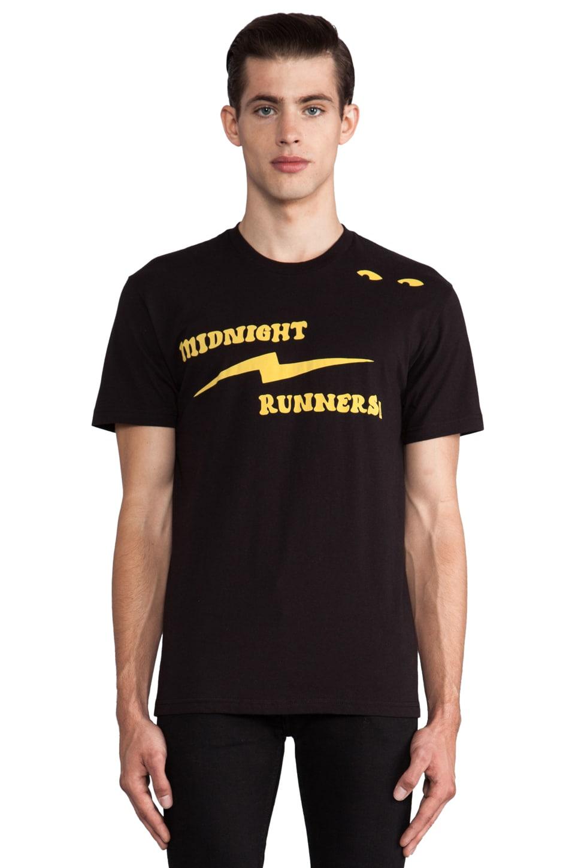 Howe Midnight Runners Tee in Vintage Black