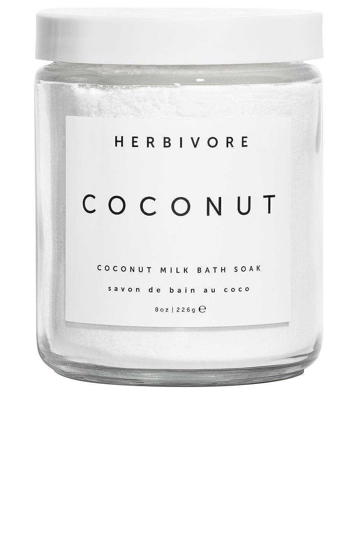 Herbivore Botanicals Coconut Bath Soak