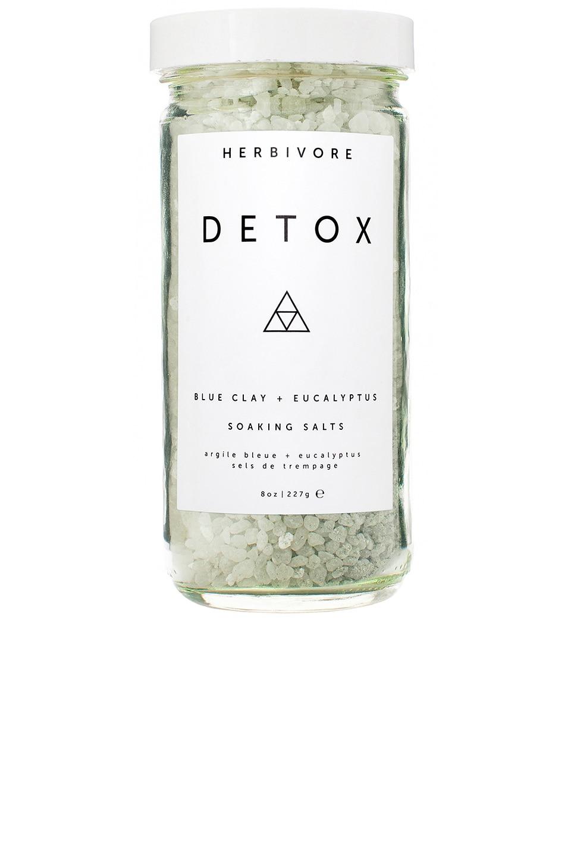 Herbivore Botanicals Detox Dead Sea Salts