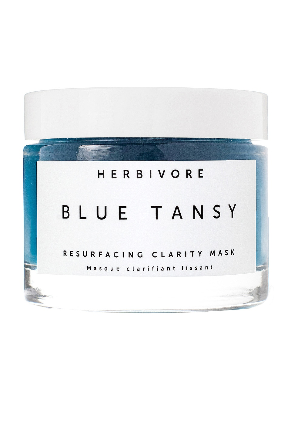 Herbivore Botanicals Blue Tansy Resurfacing Mask in All