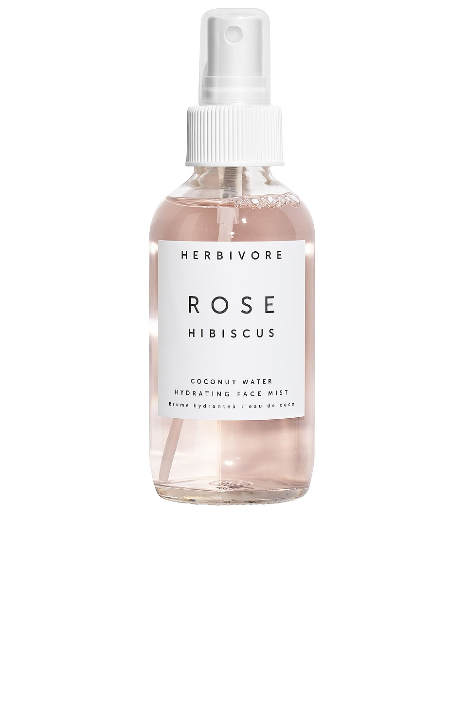 Herbivore Botanicals Rose Hibiscus Hydrating Face Mist in All