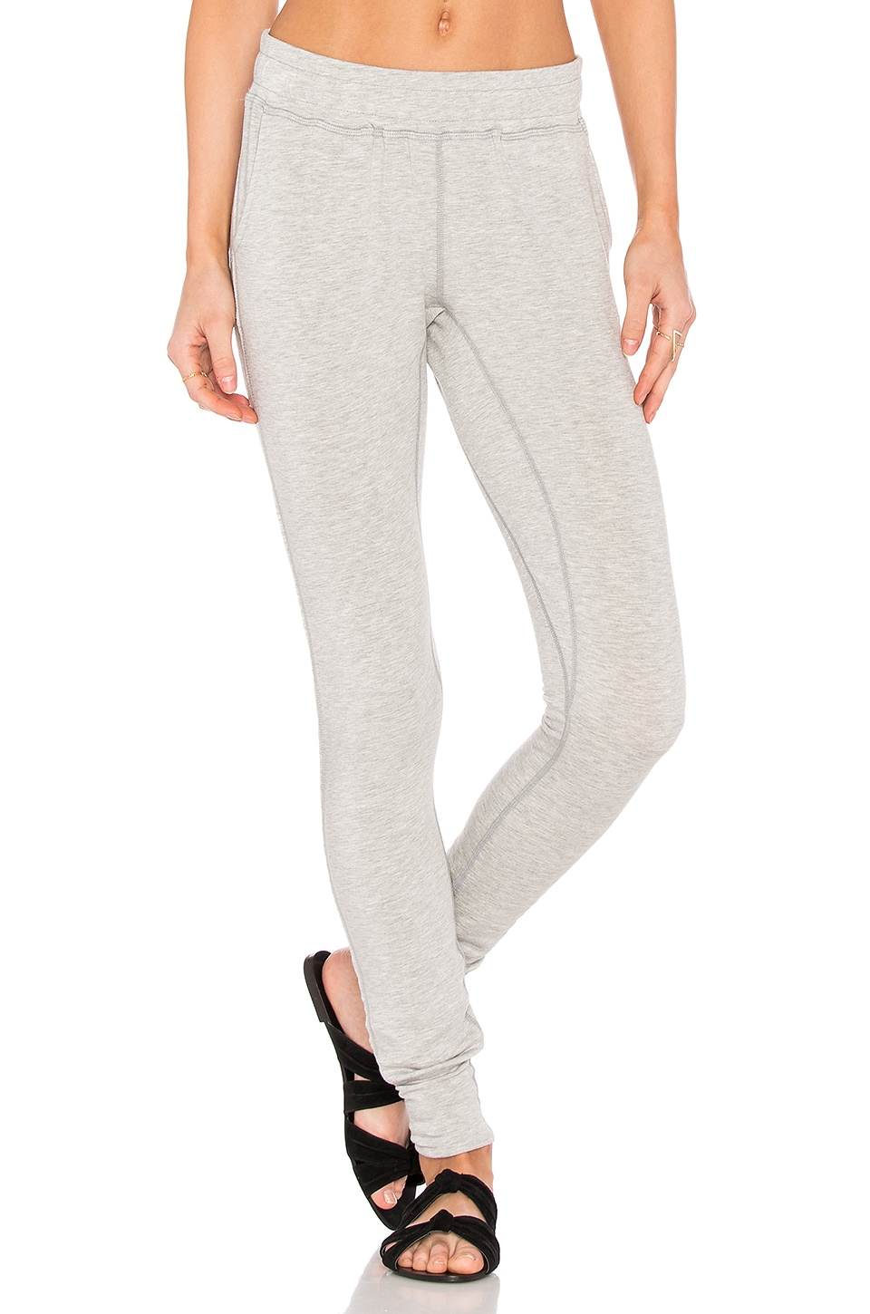 Shadow Box Sweatpant by Haute Body
