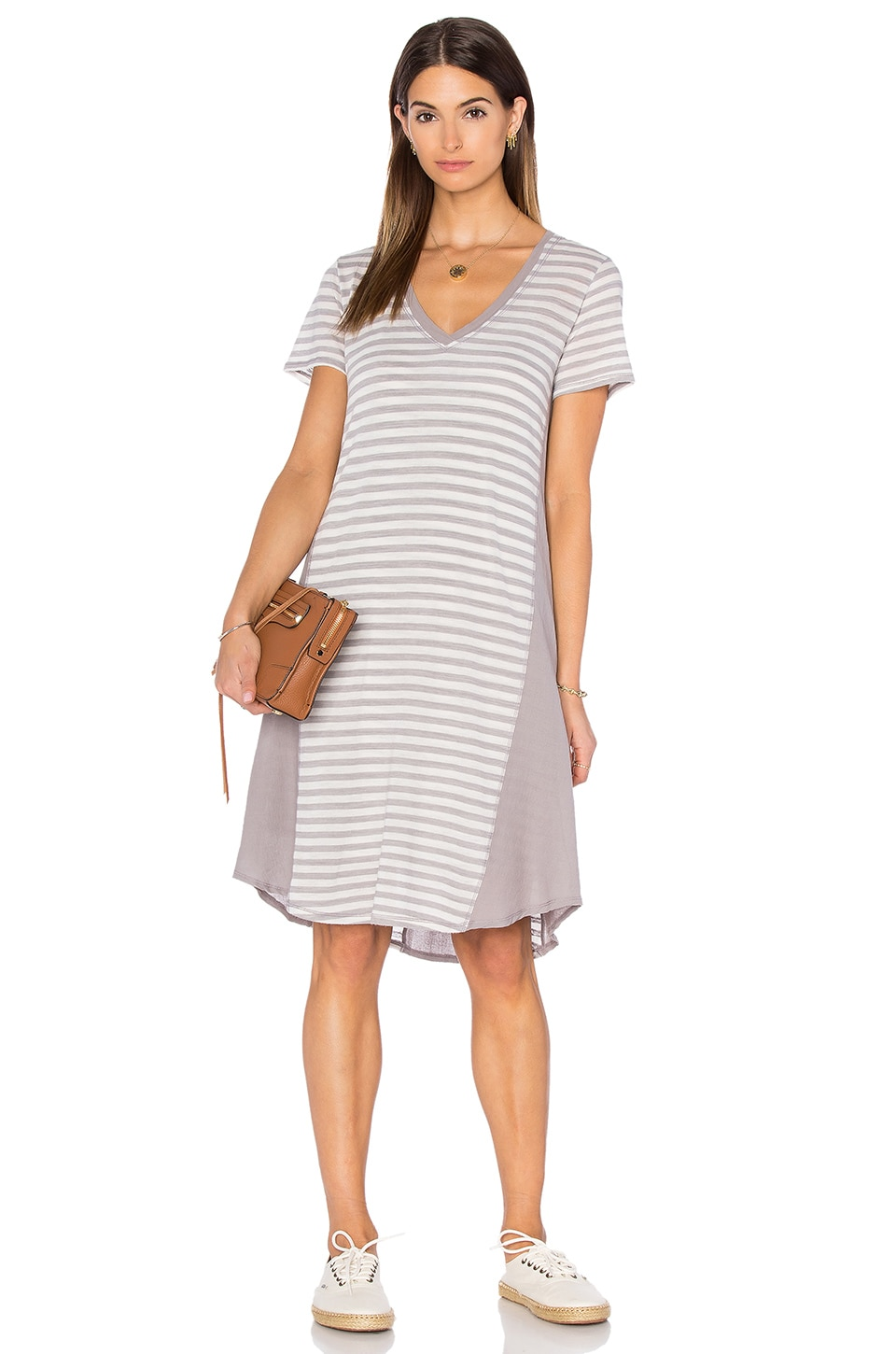 Panel Tee Dress by Heather