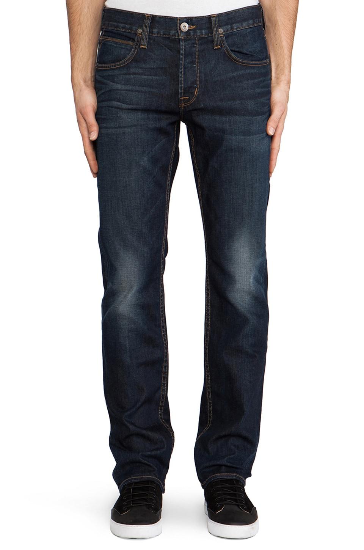 Hudson Jeans Byron Straight in Atlantis