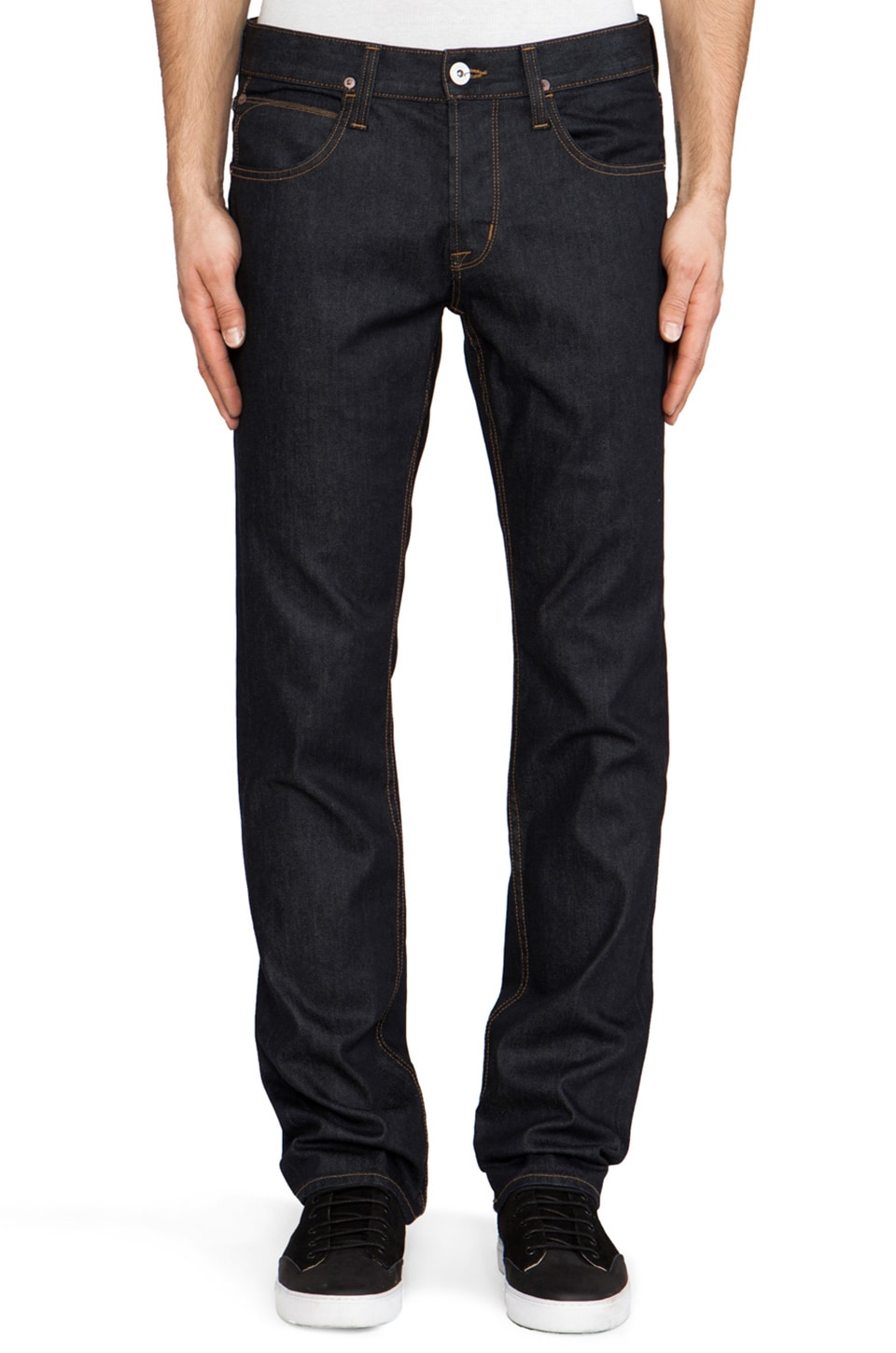 Hudson Jeans Byron Straight in Edges