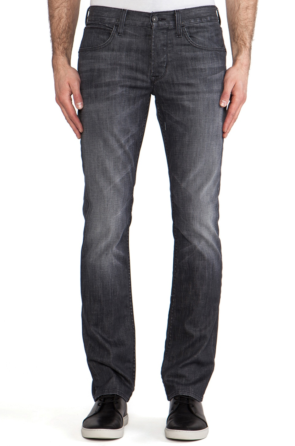 Hudson Jeans Byron Straight in Virage