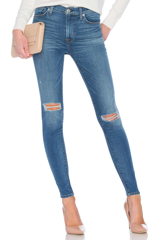 Barbara High Waist Super Skinny Jean