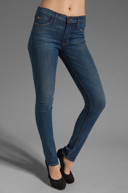 Hudson Jeans Gia Skinny in Lownes