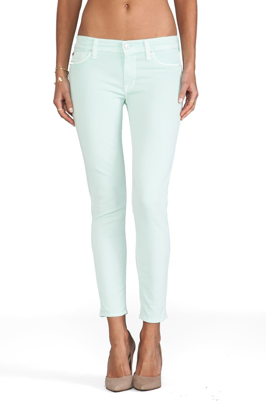 Hudson Jeans Krista Super Skinny Crop in Moroccan