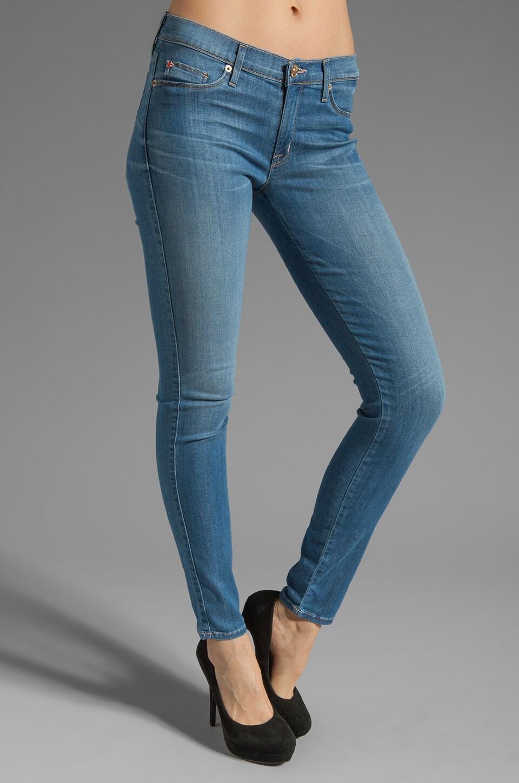 Hudson Jeans Krista Super Skinny in Keidis