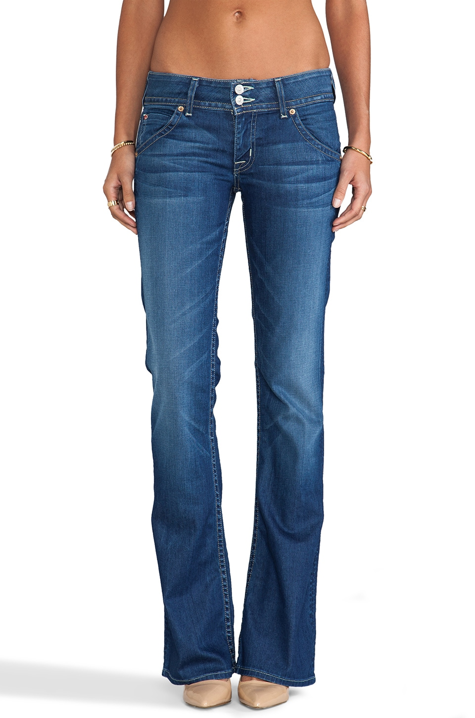Hudson Jeans Signature Bootcut in Michelle
