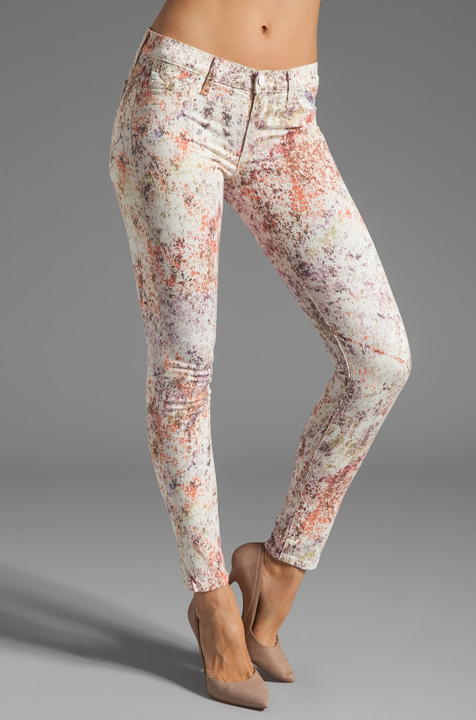 Hudson Jeans Krista Super Skinny in Invasion