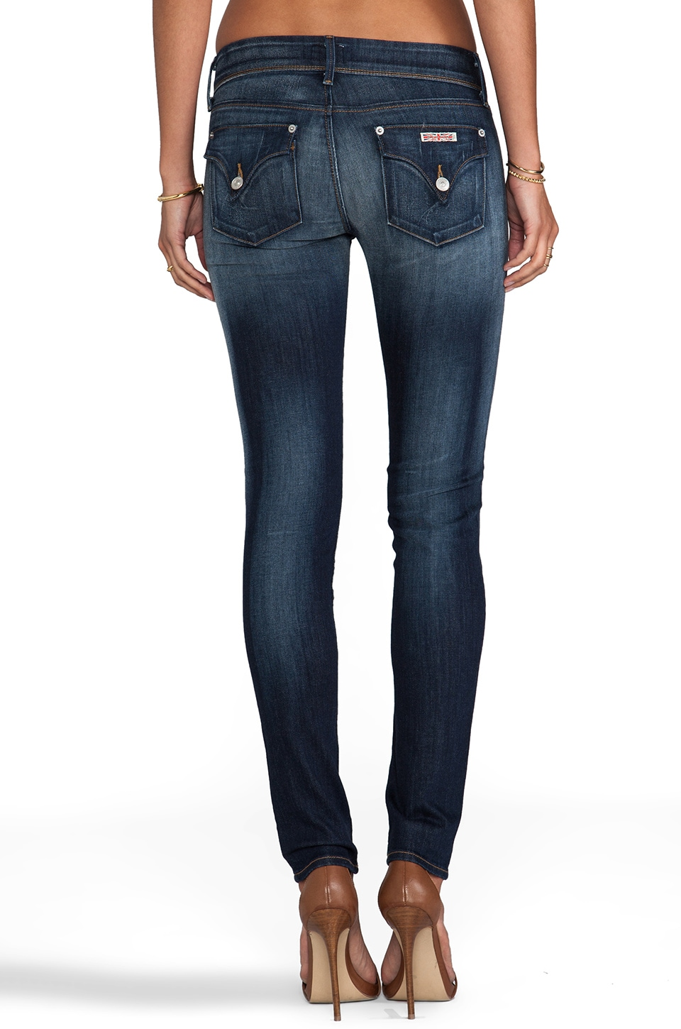 Hudson Jeans Collin Skinny in Iconic