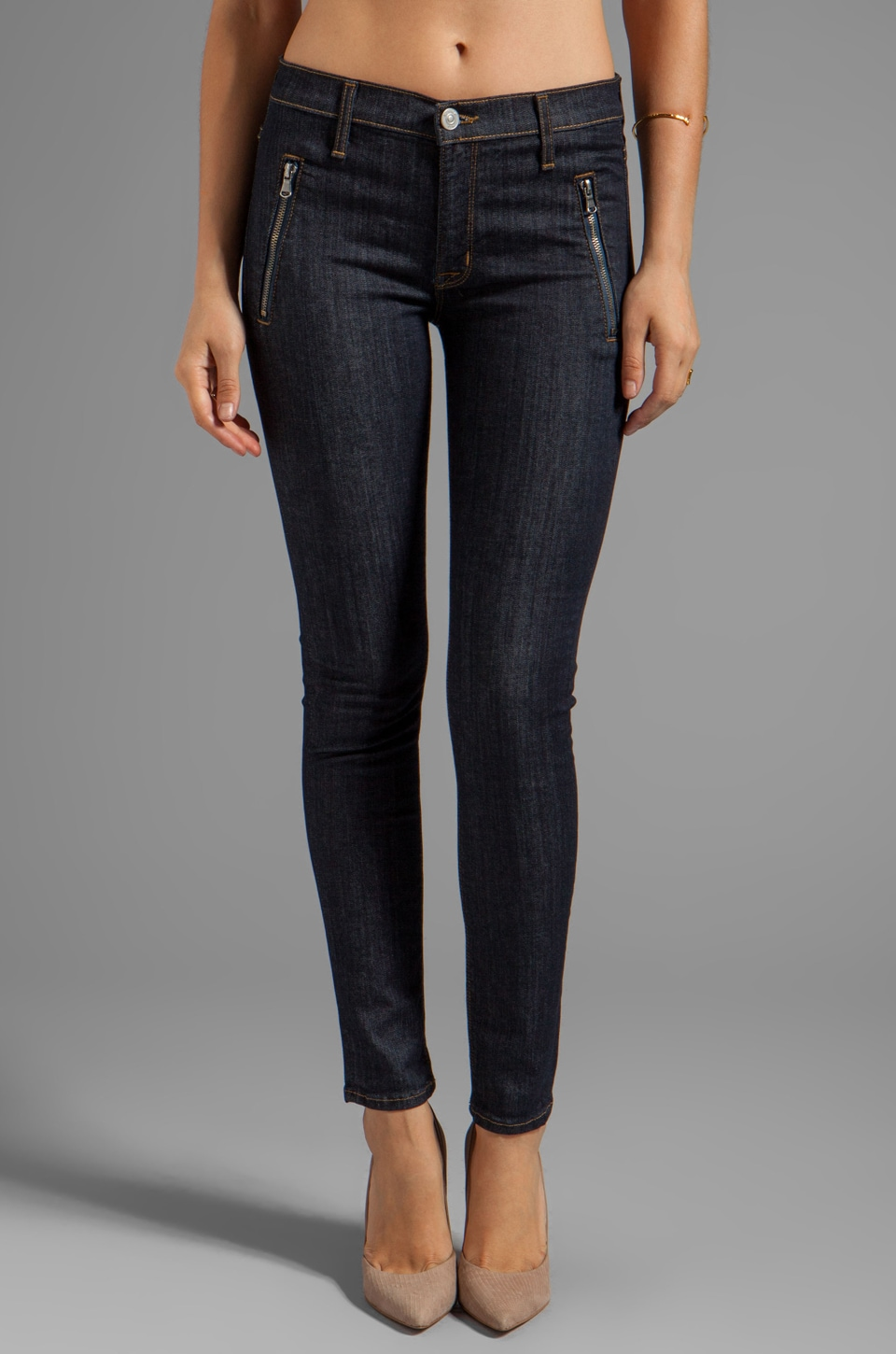 Hudson Jeans Charlotte in Foley