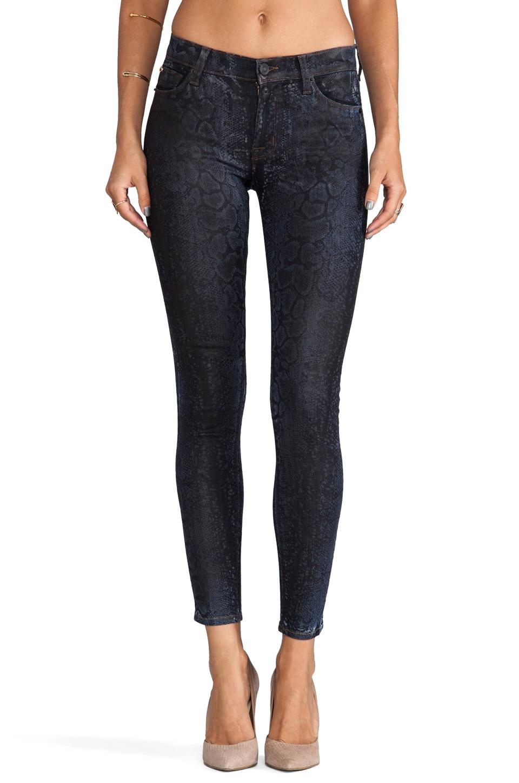 Hudson Jeans Nico Skinny in Ambushsnake