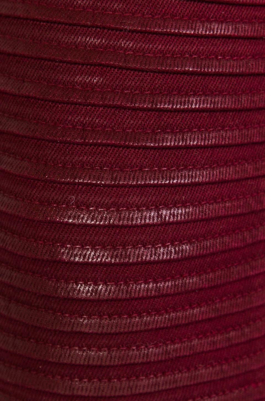 Hudson Jeans Stark Moto in Crimson Wax