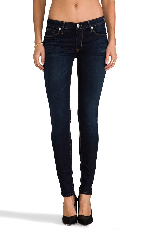 Hudson Jeans Krista Skinny in Forsythia