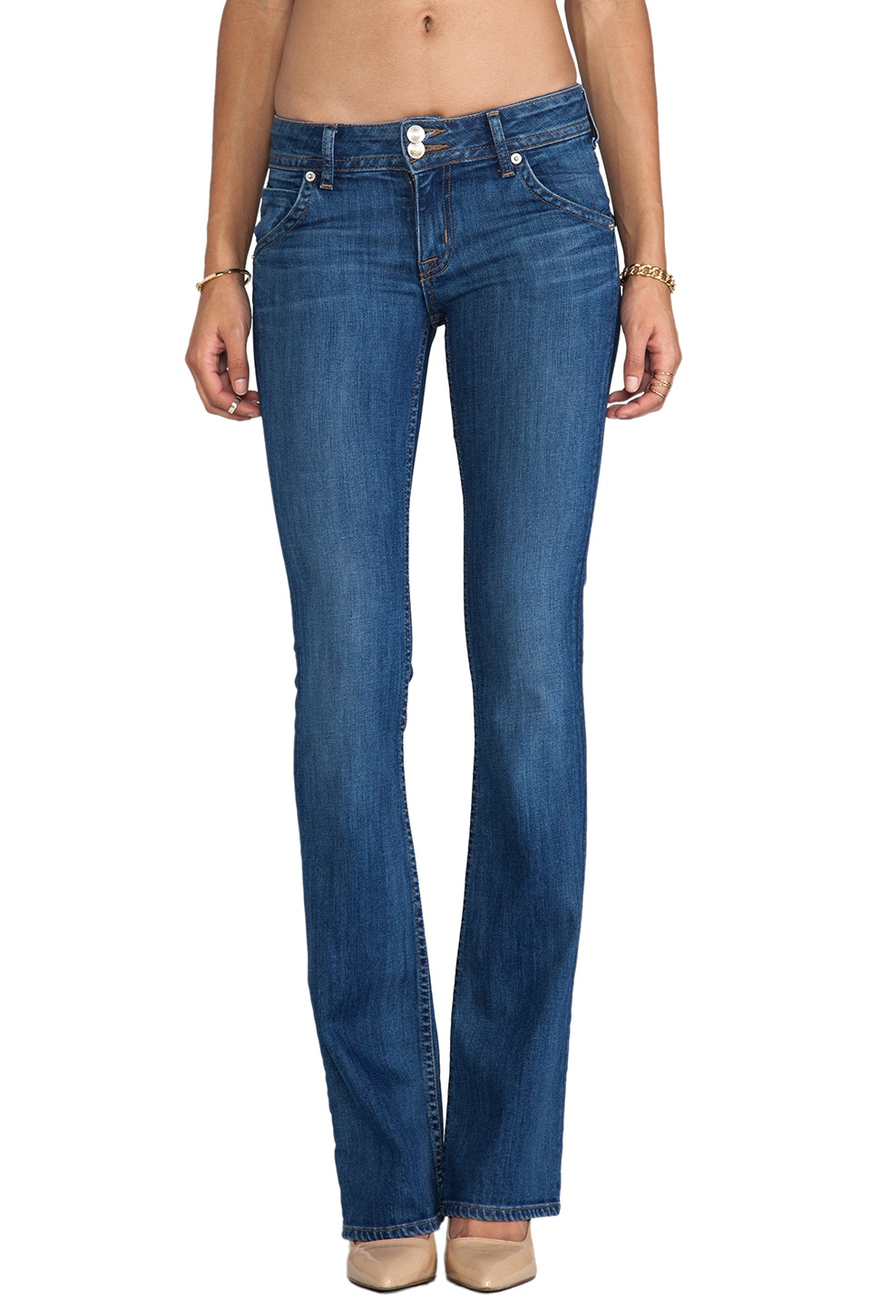 Hudson Jeans Signature Bootcut in Watchtower