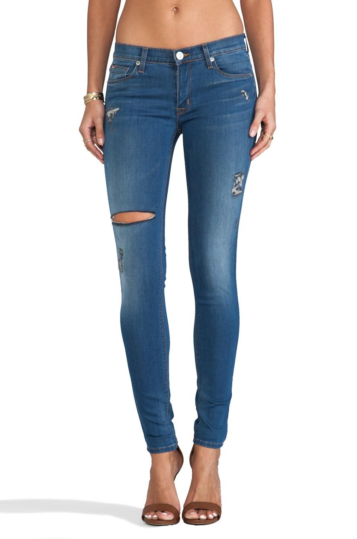 Hudson Jeans Krista Skinny in Foxey