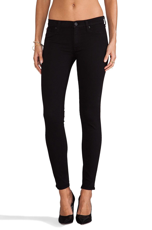 Hudson Jeans Krista Skinny in Black