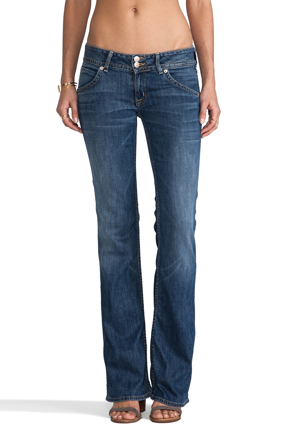 Hudson Jeans Signature Boot cut in Hackney