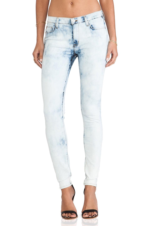 Hudson Jeans Nico Midrise Super Skinny in Cosmic